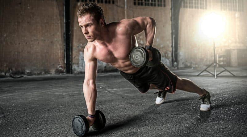 Håndvægte – perfekt til træning i hjemmet
